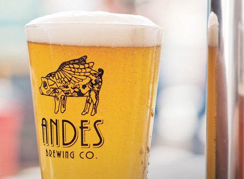 ANDES BREWING (Ecuador)  Instagram: @andesbrewing