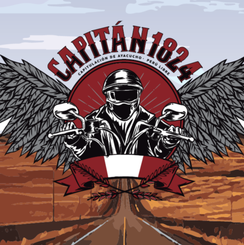 CAPITAN 1824 (Perú)  Instagram: @cerveza.capitan1824