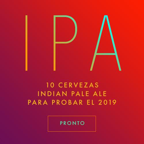 Exploradores Cerveceros - IPA 2019