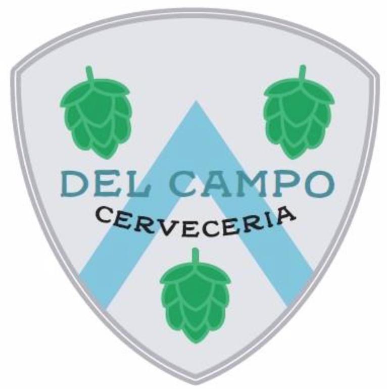 DEL CAMPO CERVECERÍA   @facebook   @instagram