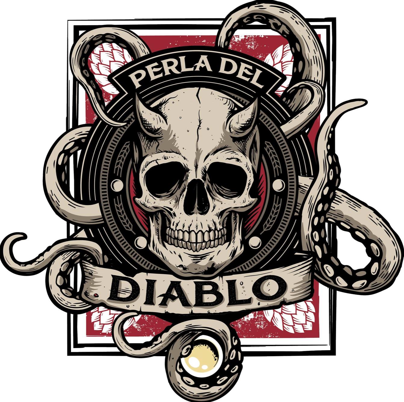 PERLA DEL DIABLO BREWING Co.   @facebook   @  instagram