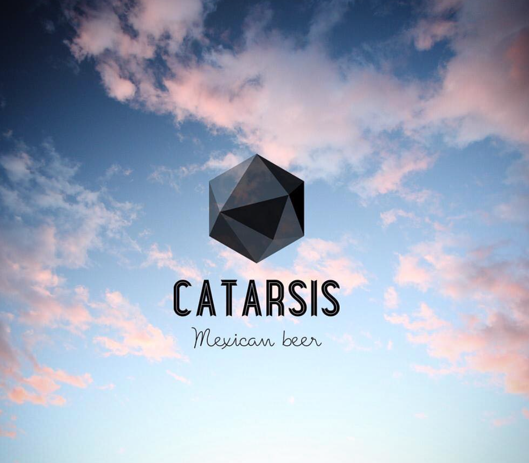 CATARSIS MEXICAN BEER   @facebook   @instagram