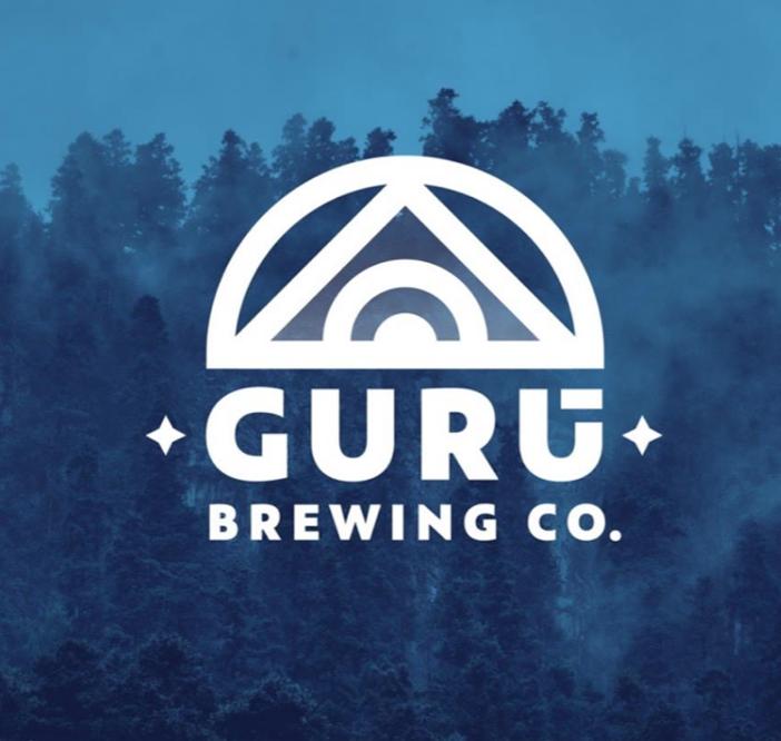 GURU BREWING CO.   @facebook   @  instagram