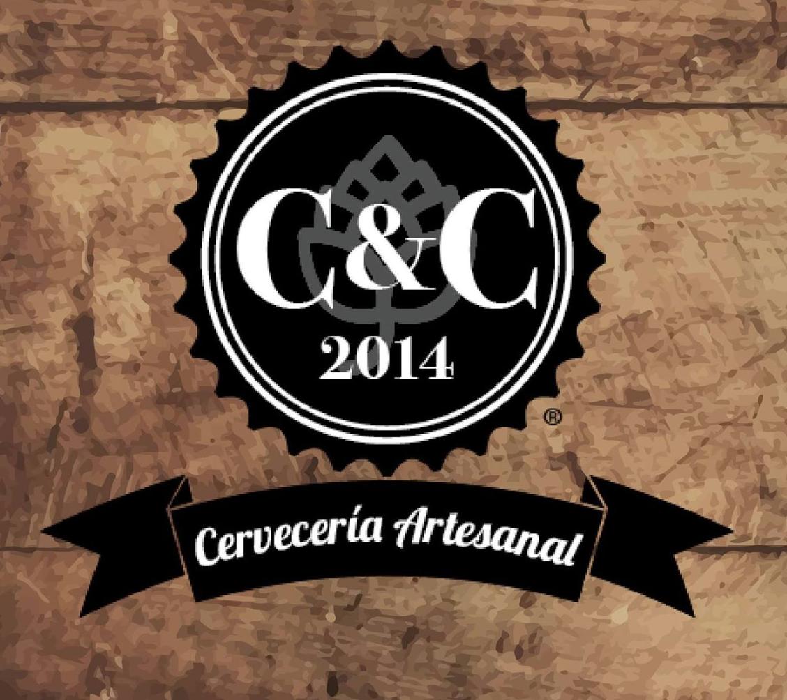 CERVECERÍA C&C   @facebook   @  instagram