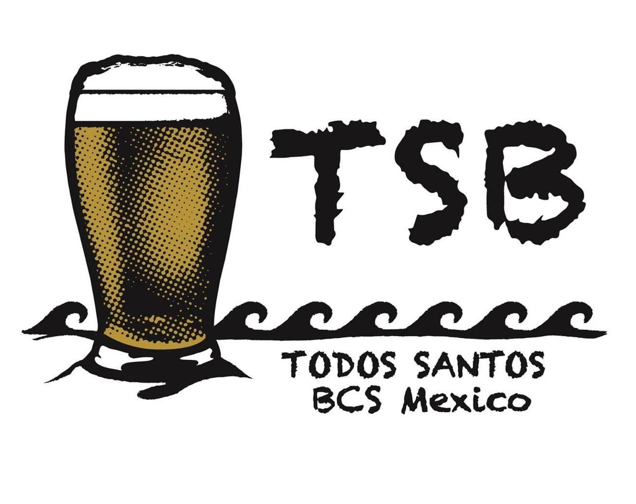 TODOS SANTOS BREWING   @facebook   @instagram