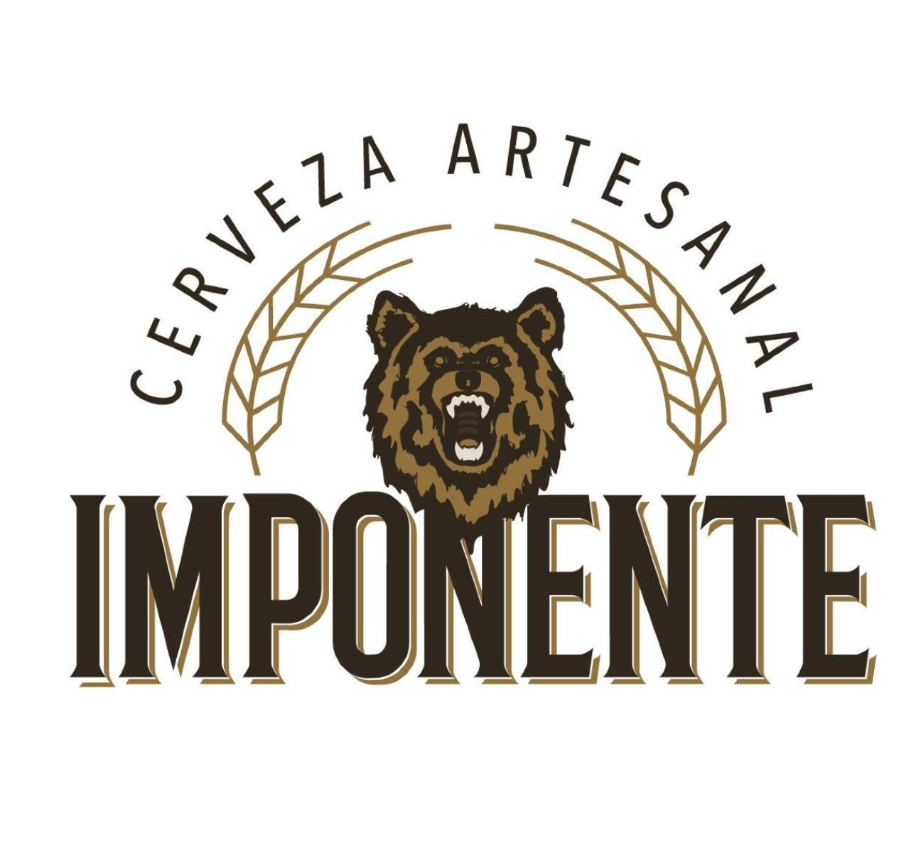 CERVEZA ARTESANAL IMPONENTE   @facebook   @  instagram