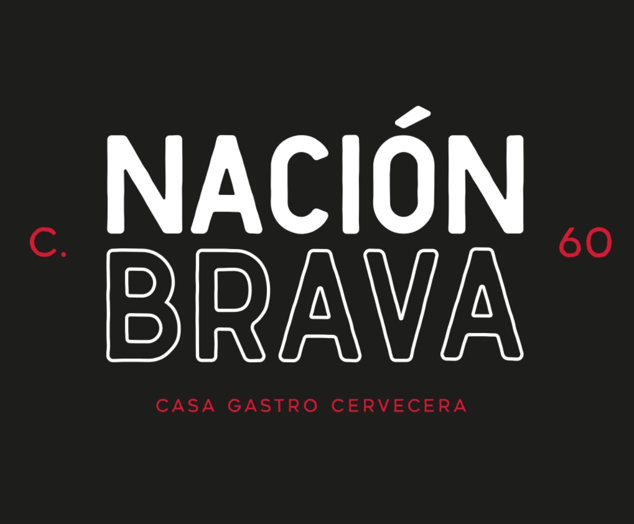 NACION BRAVA   @facebook   @instagram