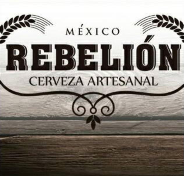 CERVEZA REBELION   @facebook   @instagram