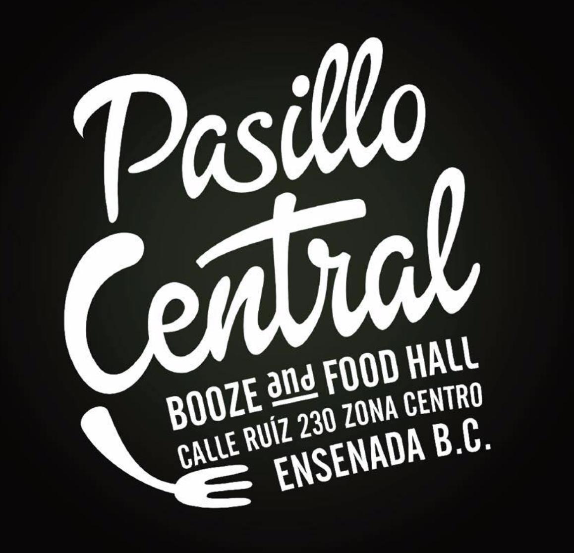 PASILLO CENTRAL   @facebook   @instagram