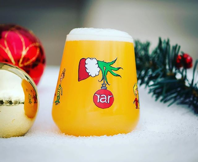 #repost from @rarbrew  Happy 1st snow day ❄️Just a reminder that pre-sale tickets for our December 22nd release as well as our holiday merch online sale will be THIS FRIDAY at noon. More can info to follow beginning tonight 🎄