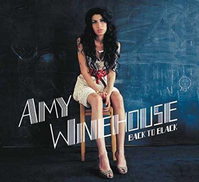 "AMY WINEHOUSE : ""BLACK TO BLACK"" / 20 000 F CFA"