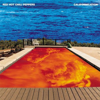 "RED HOT CHILI PEPPERS : ""CALIFORNICATION"" / 20 000 F CFA"