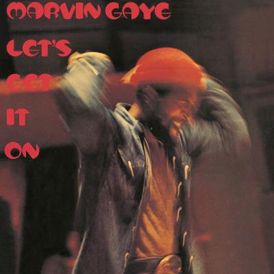 "MARVIN GAYE : ""LET'S GET IT ON"" / 20 000 F CFA"