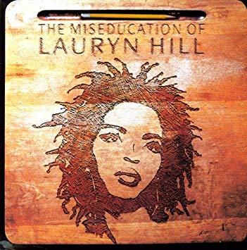 """LAURYN HILL : """"THE MISEDUCATION OF LAURYN HILL"""" / 20 000 F CFA"""