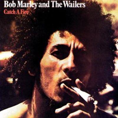 BOB MARLEY AND THE WAILERS / CATCH A FIRE / 25 000 F CFA
