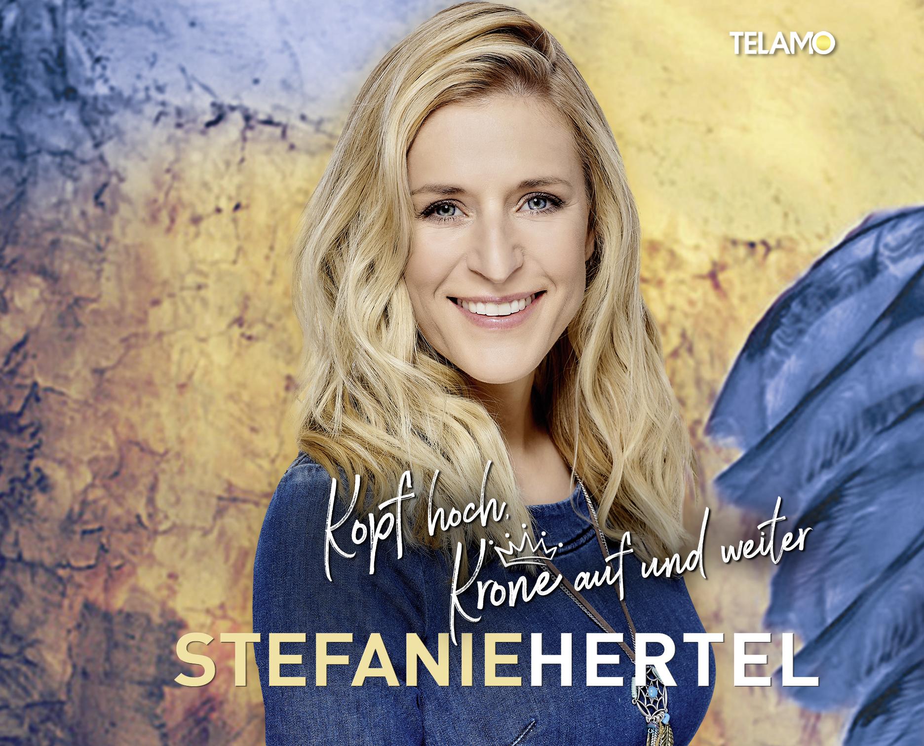 """Hier geht es direkt zum Album von Stefanie Hertel: """"Kopf hoch, Krone auf und weiter"""""""