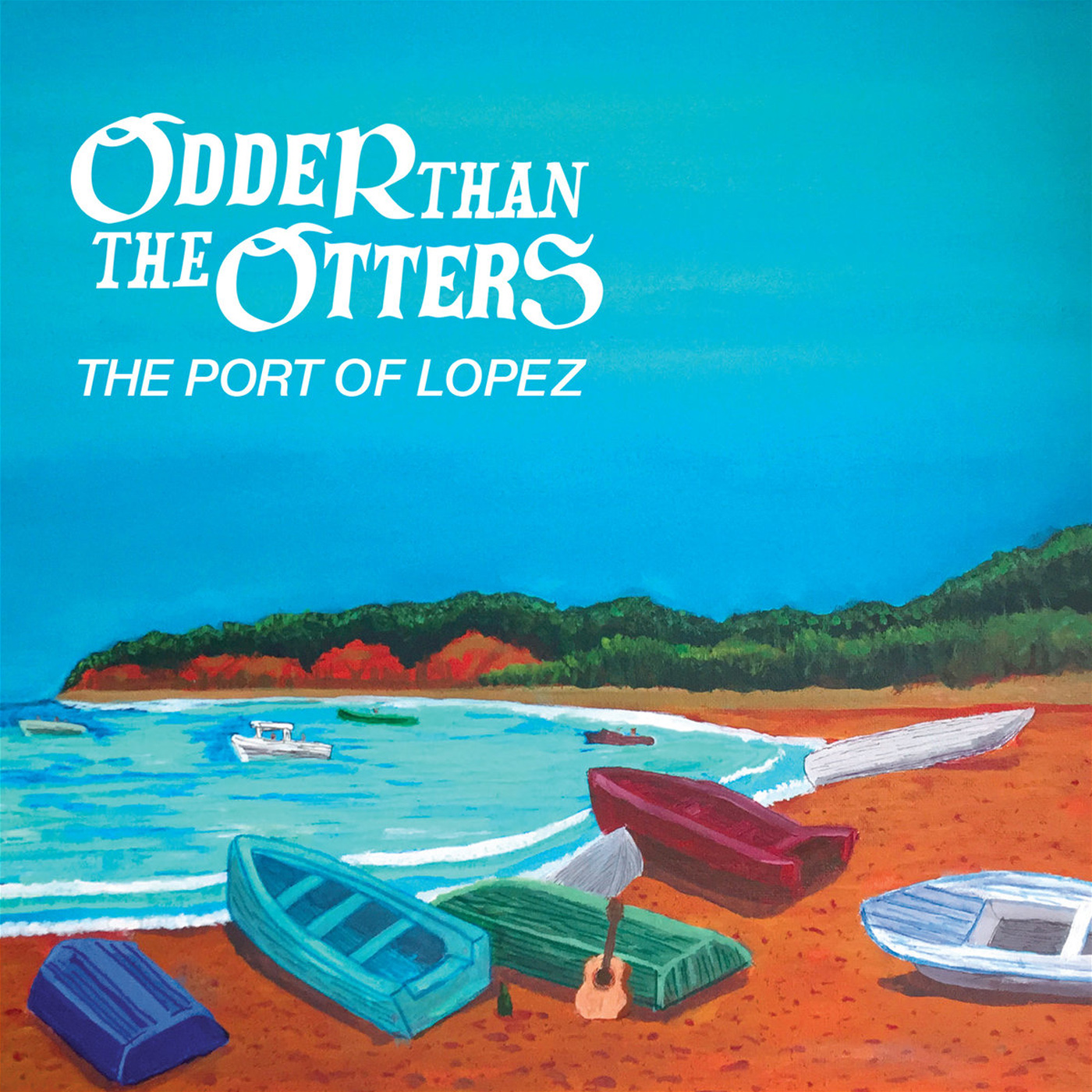 The Port of Lopez album art