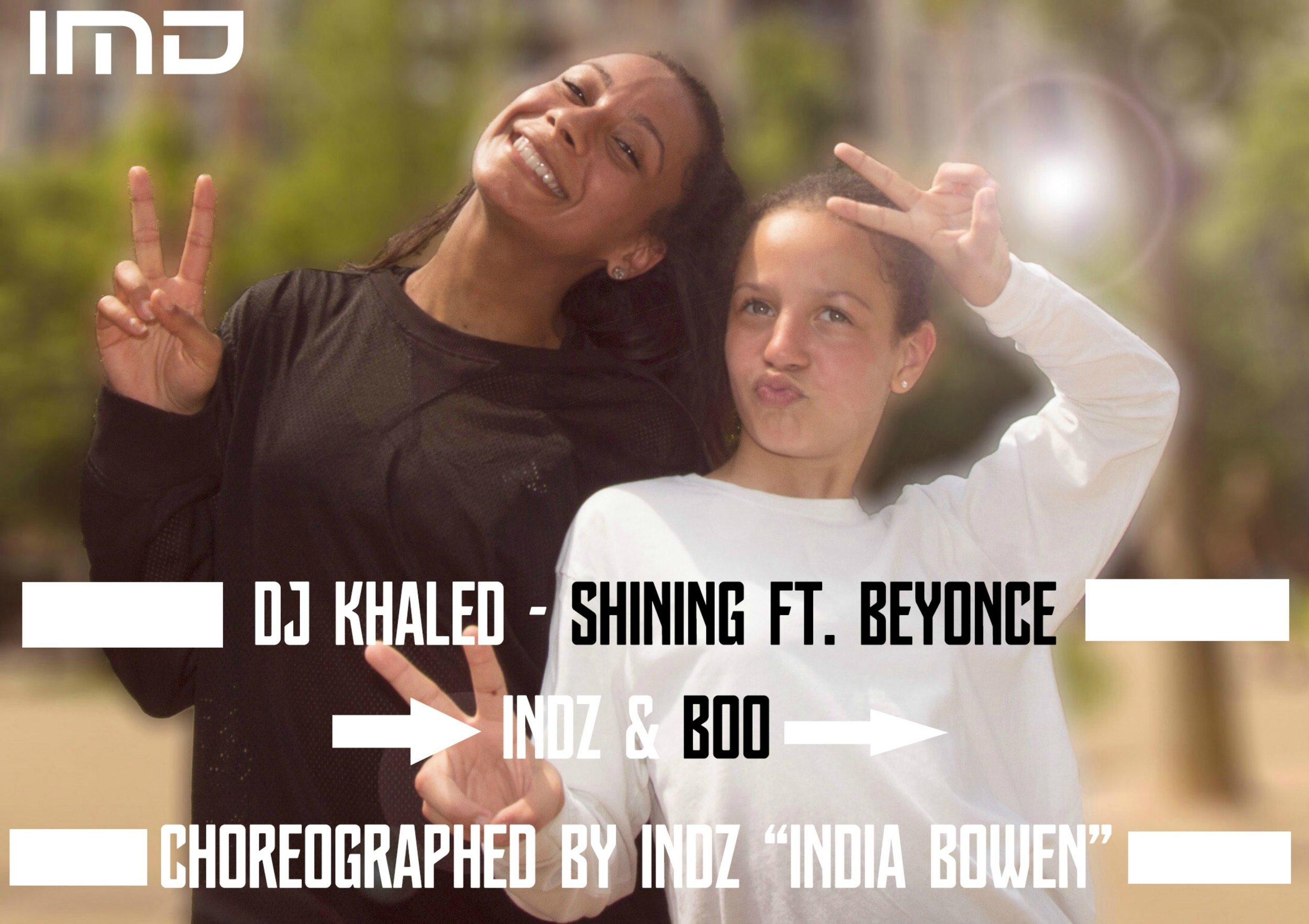 DJ Khaled - Shining ft. Beyonce & Jay Z