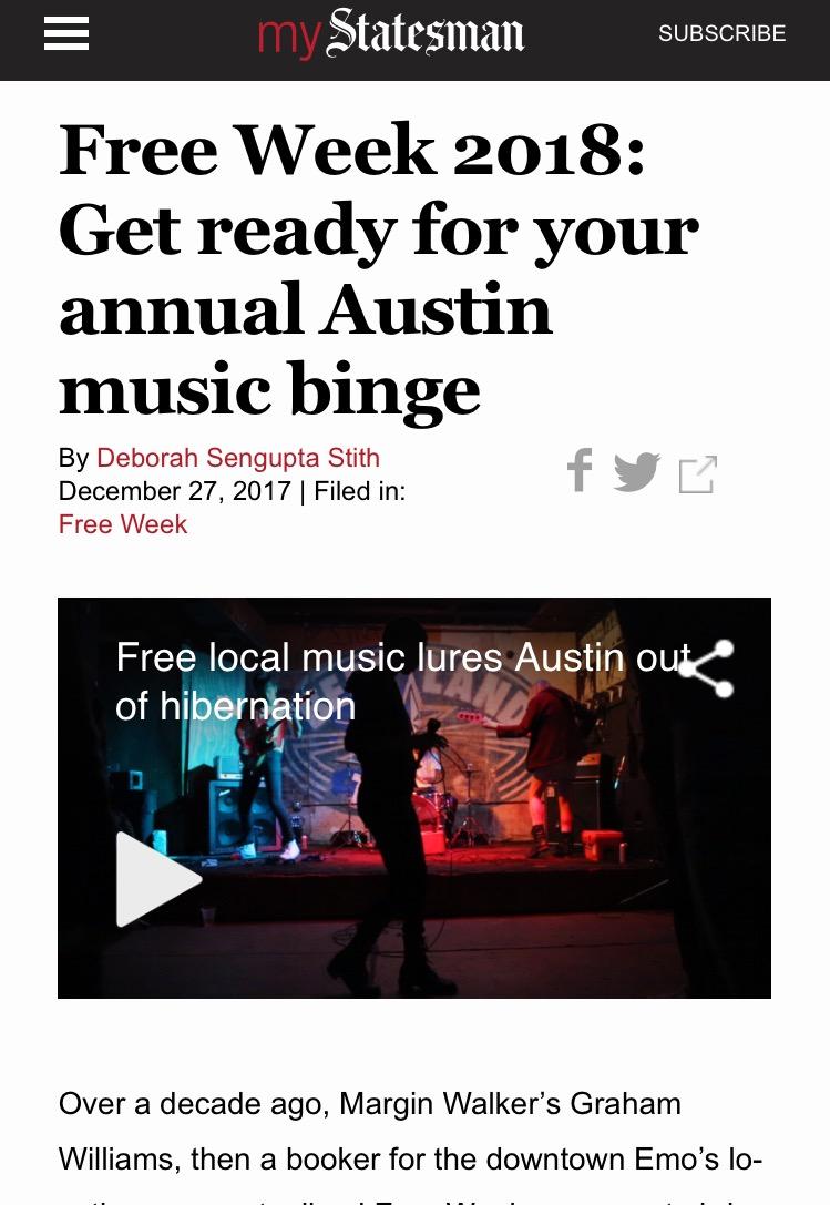 Austin Statesman -