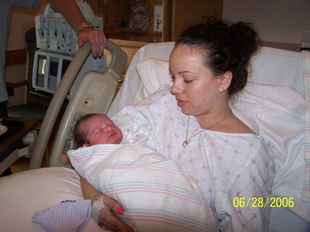 Madison newborn photography