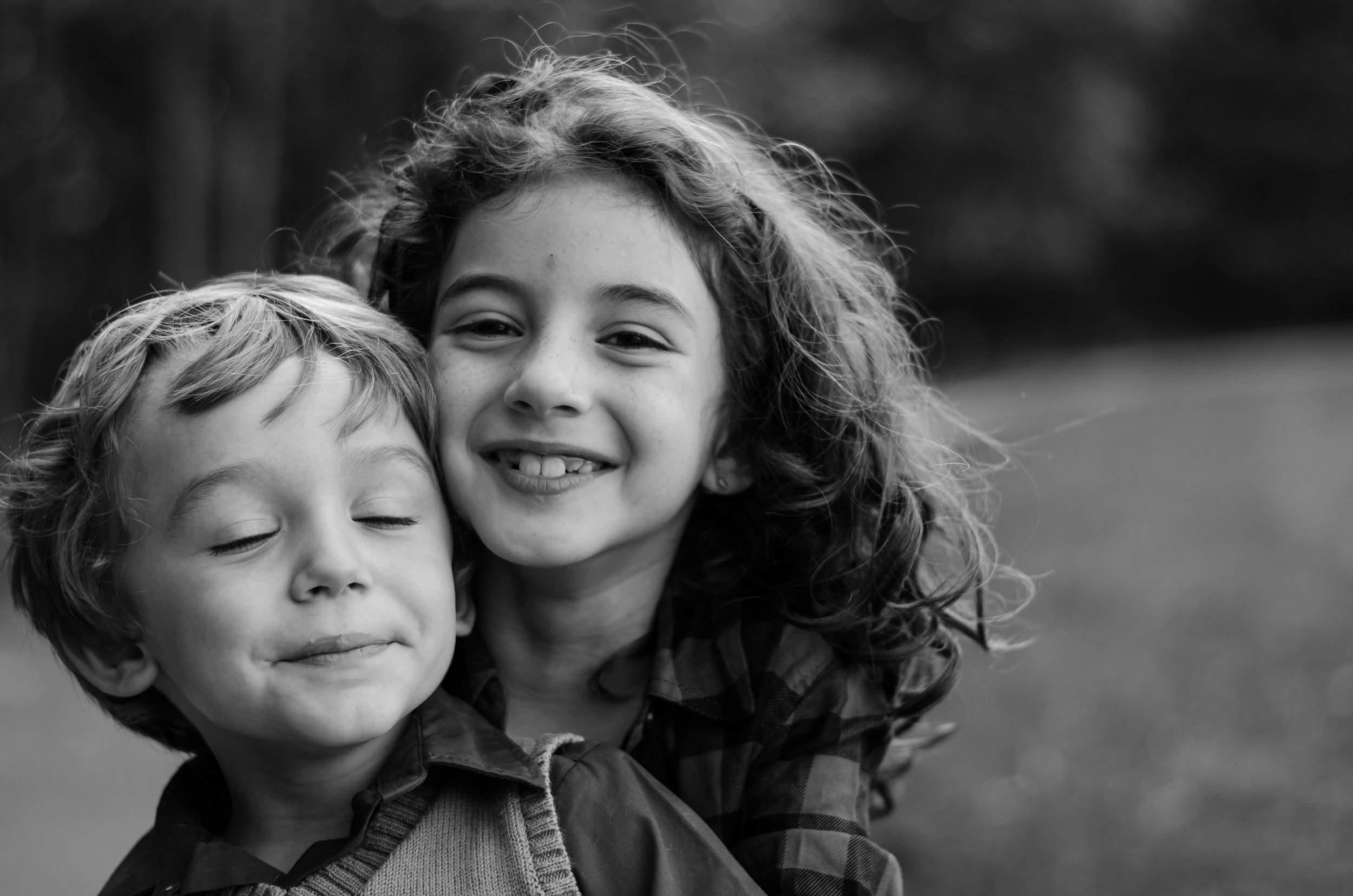Madison + Thomas children photography
