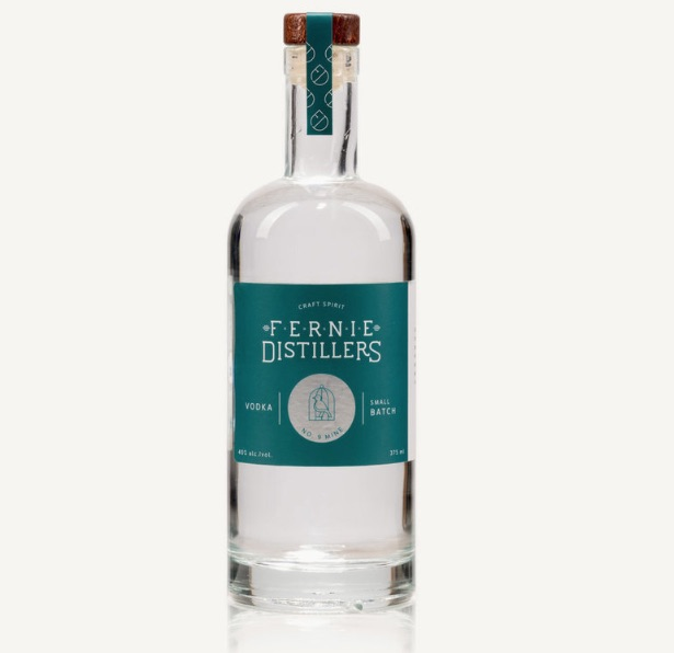 Fernie Distillers No 9 Mine Vodka.jpg