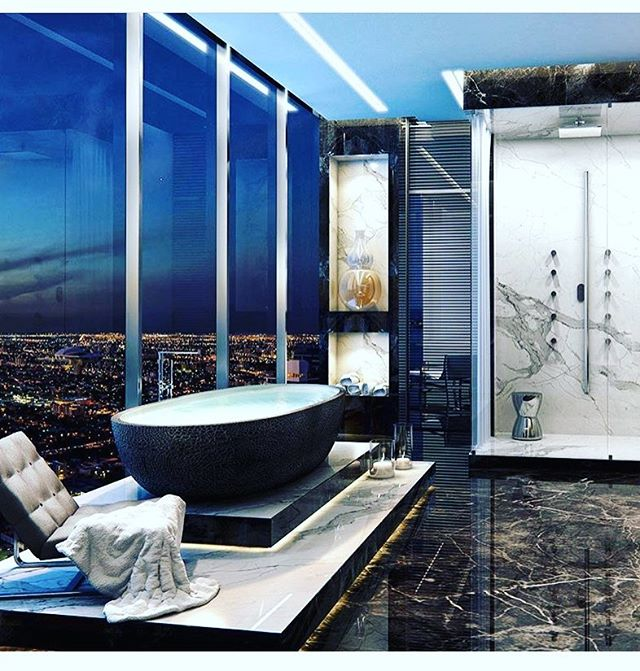No words necessary via @best.house #Bozstyle #LuxuryHome #DreamHome #Luxury #RealEstate #ModernHome #Millionaire #Design #Architecture #ArchitectureLovers #Wealth #Realtor #Modern #Success #Entrepreneur #GodIsGood #DreamBig #Modernism #InteriorDesign #Decor #InteriorDecor #Decorating #Mansion #Celebrity #Gorgeous #Contemporary #Style #Bathroom