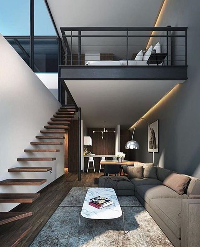 Loft-life Via @boss_homes #Bozstyle #LuxuryHome #DreamHome #Luxury #RealEstate #ModernHome #Millionaire #Design #Architecture #ArchitectureLovers #Wealth #Realtor #Modern #Success #Entrepreneur #GodIsGood #DreamBig #Modernism #InteriorDesign #Decor #InteriorDecor #Decorating #Mansion #Celebrity #Gorgeous #Contemporary #Style #loft
