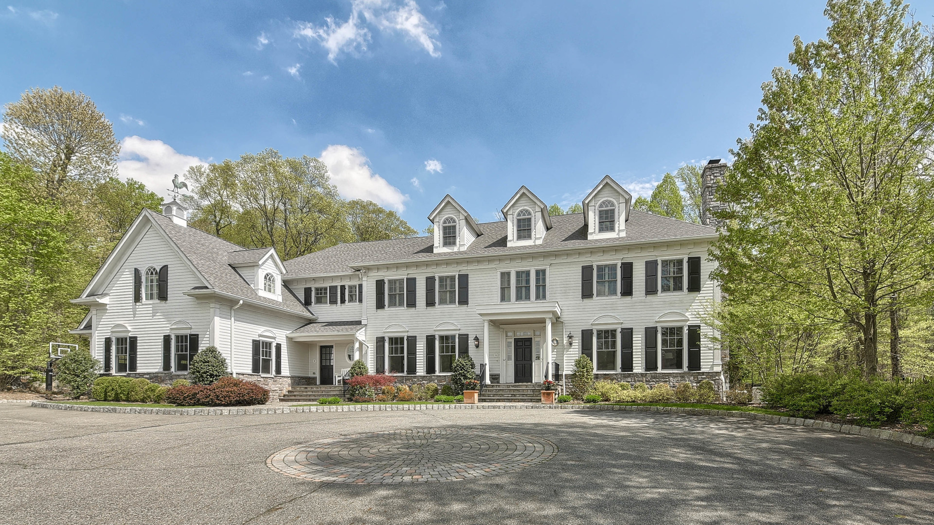 177 Breakneck Road, Franklin Lakes  - Listed for $1,950,000  Elegance meets the art of fine living in this breathtaking custom Colonial. Stately set upon 2+ private acres…