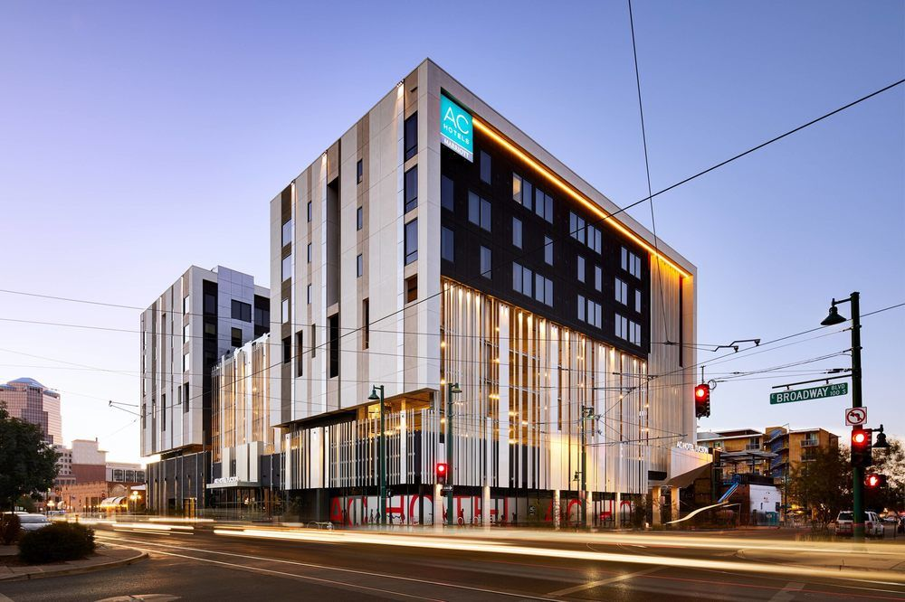 AC Hotel Tucson - Located in the heart of Downtown Tucson, just a short walk away from the Tucson Hip Hop Festival!