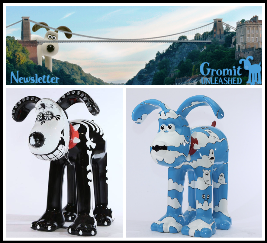 GROMIT UNLEASHED DESIGNS : HONG KONG