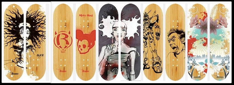 SKATEBOARDS - DESIGN