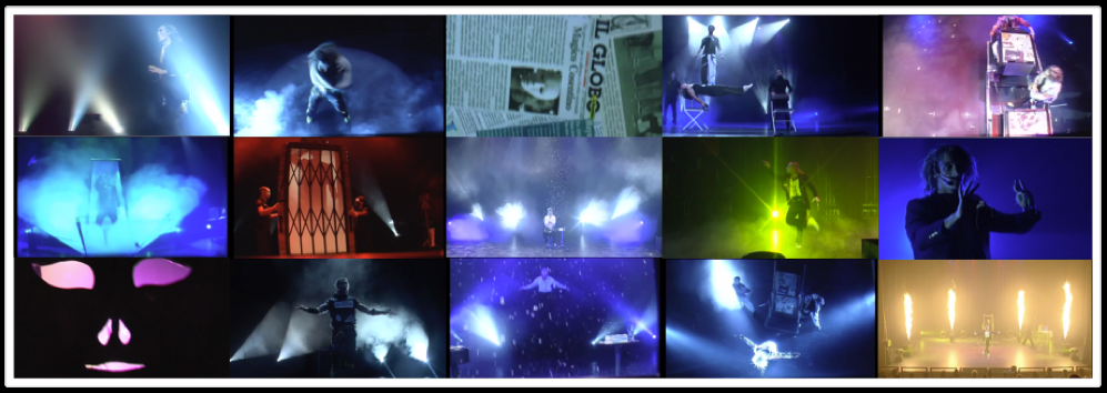 COSENTINO - MAGIC SHOW : DVD : TVC : DIRECTED : CINEMATOGRAPHY : EDITED