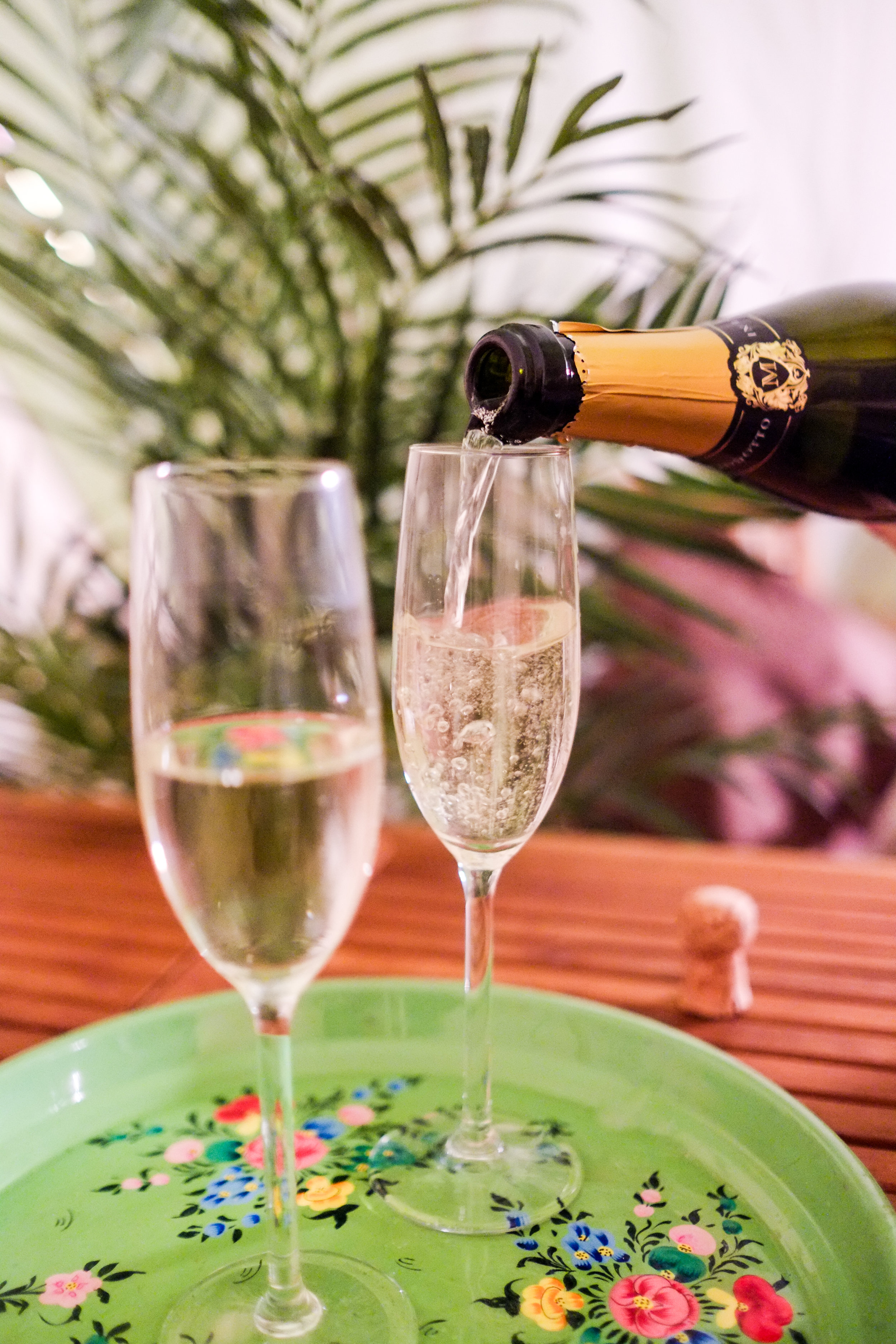 Private Parties & Weddings Champagne