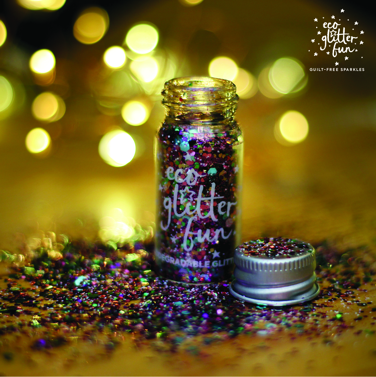 Eco Glitter Fun biodegradable glitter