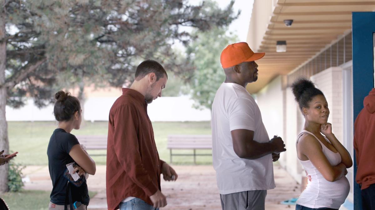 Scene from the Ferguson segment of  Landscapes .