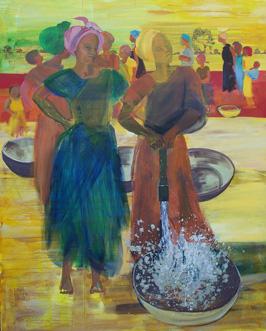 Water Gatherers