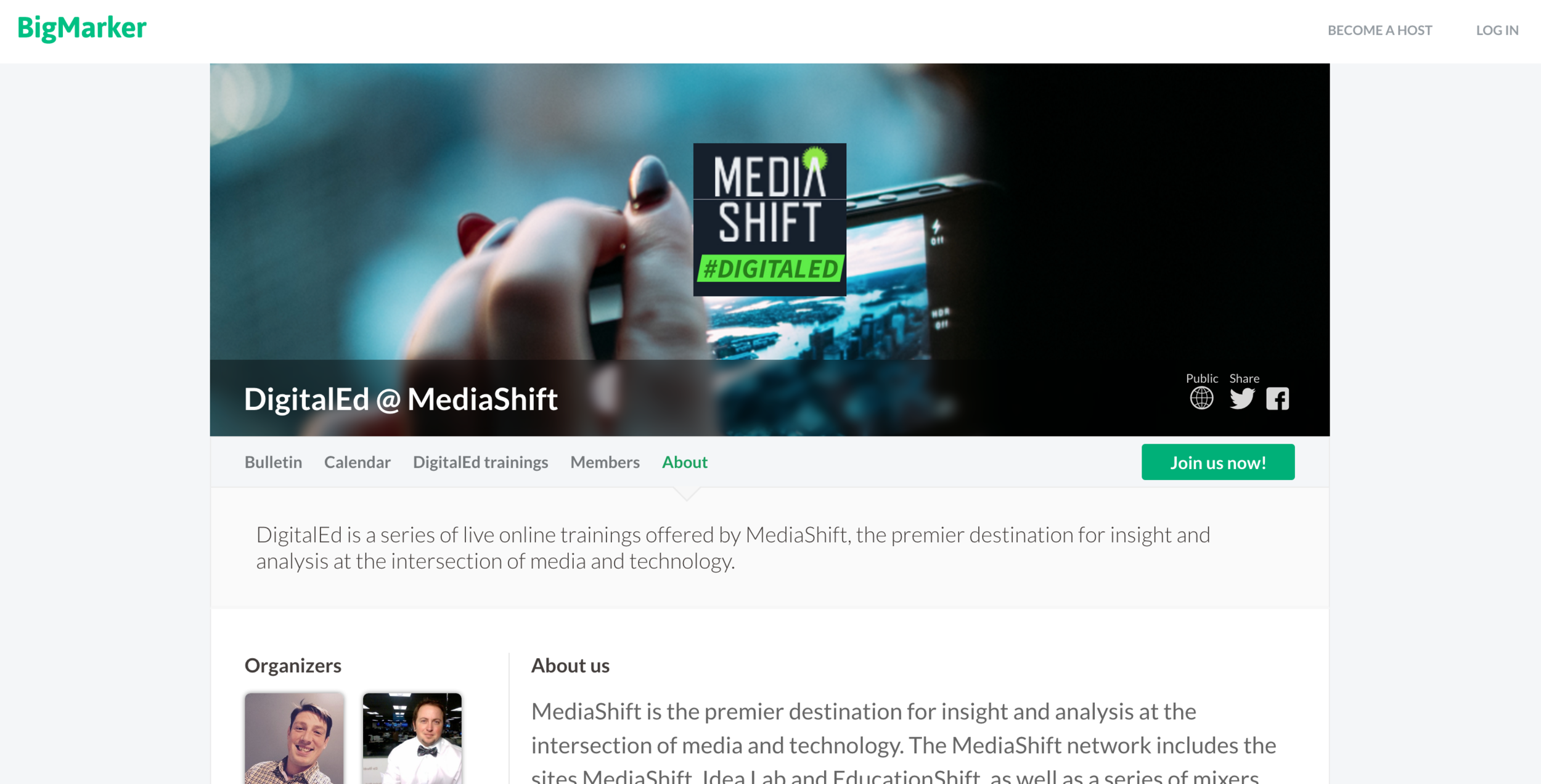 DigitalEd @ MediaShift is a PBS-backed initiative to extend access to digital skills.