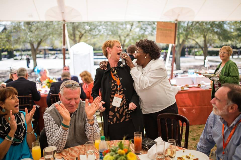 Photos courtesy of Charleston Wine + Food   Location: Liberty Square