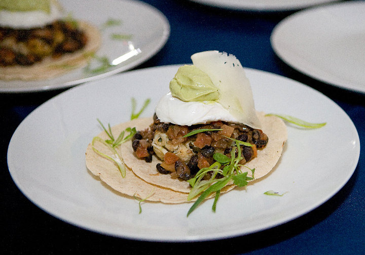 Photos courtesy of Charleston Wine + Food   Location: Marion Square