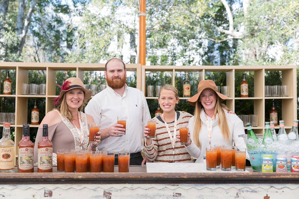 Photos courtesy of Charleston Wine + Food | Location: The Gibbes Lawn