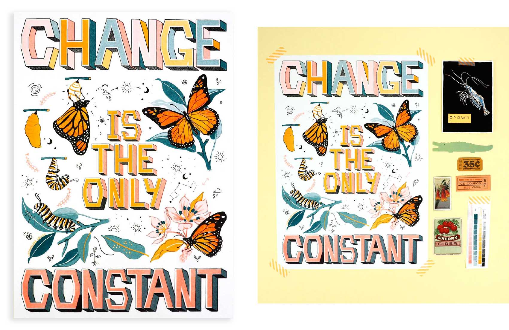 Change-is-the-only-Constant-Silk-screen-print-Jacqueline-colley.jpg