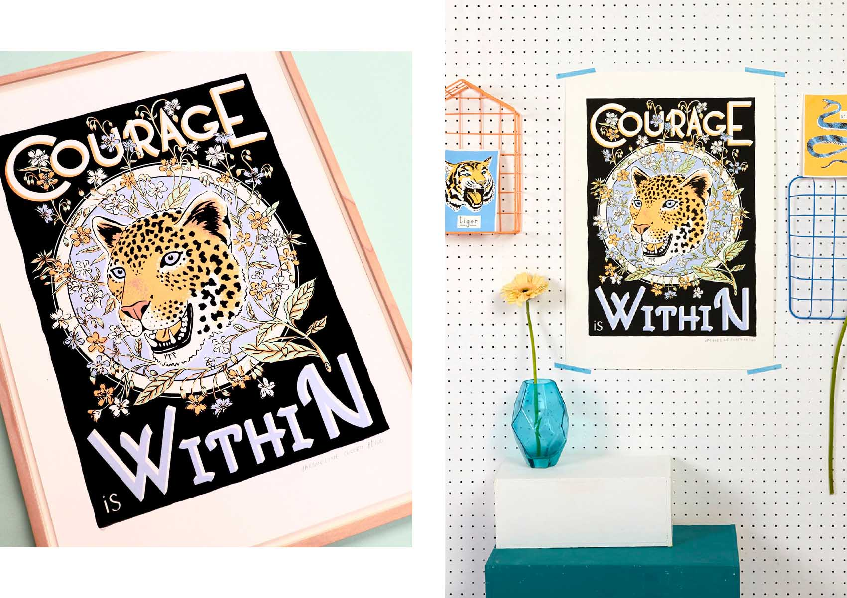 Courage-is-within-Silk-screen-print-Jacqueline-colley.jpg
