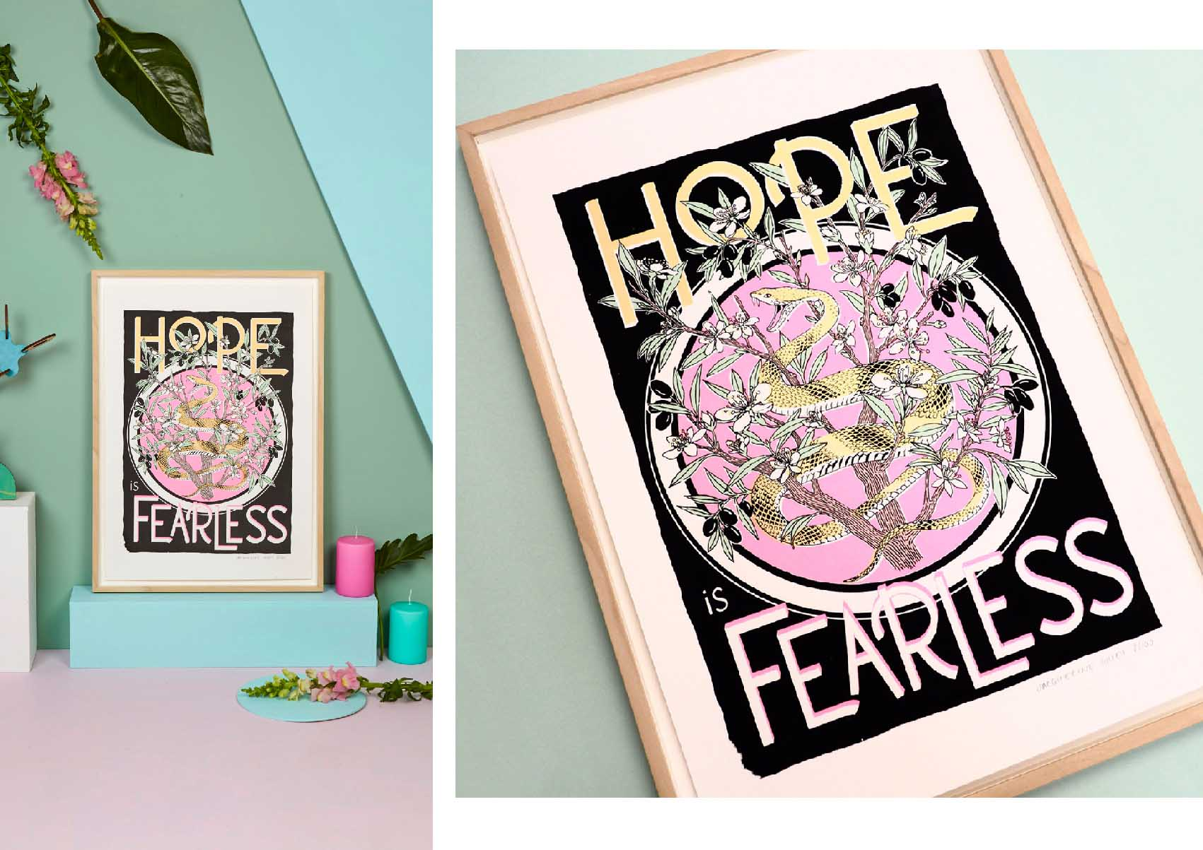 Hope-is-Fearless-Silk-screen-print-Jacqueline-colley copy.jpg