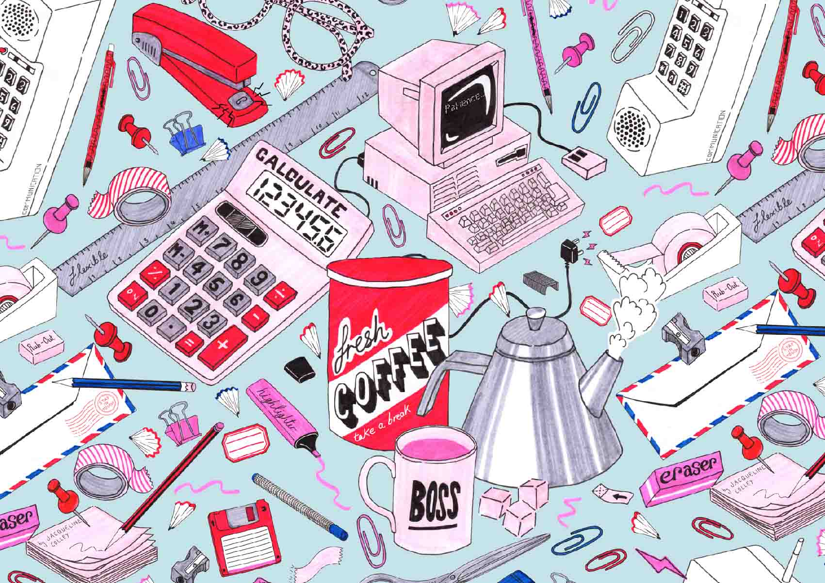 1980's-office-accessories-collection-Illustrated-by-Jacqueline-Colley.jpg