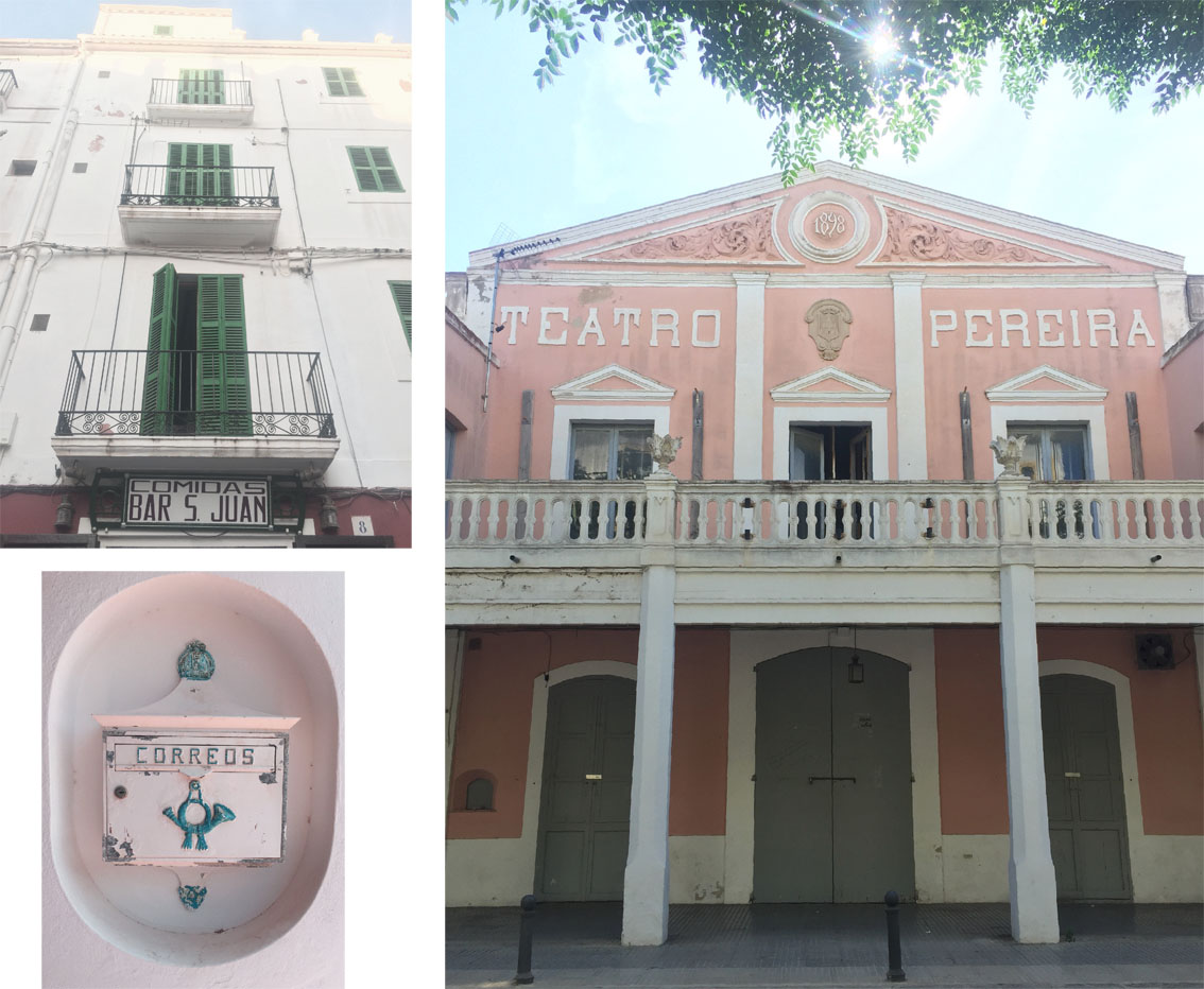 Typographic gems in Ibiza Old Town