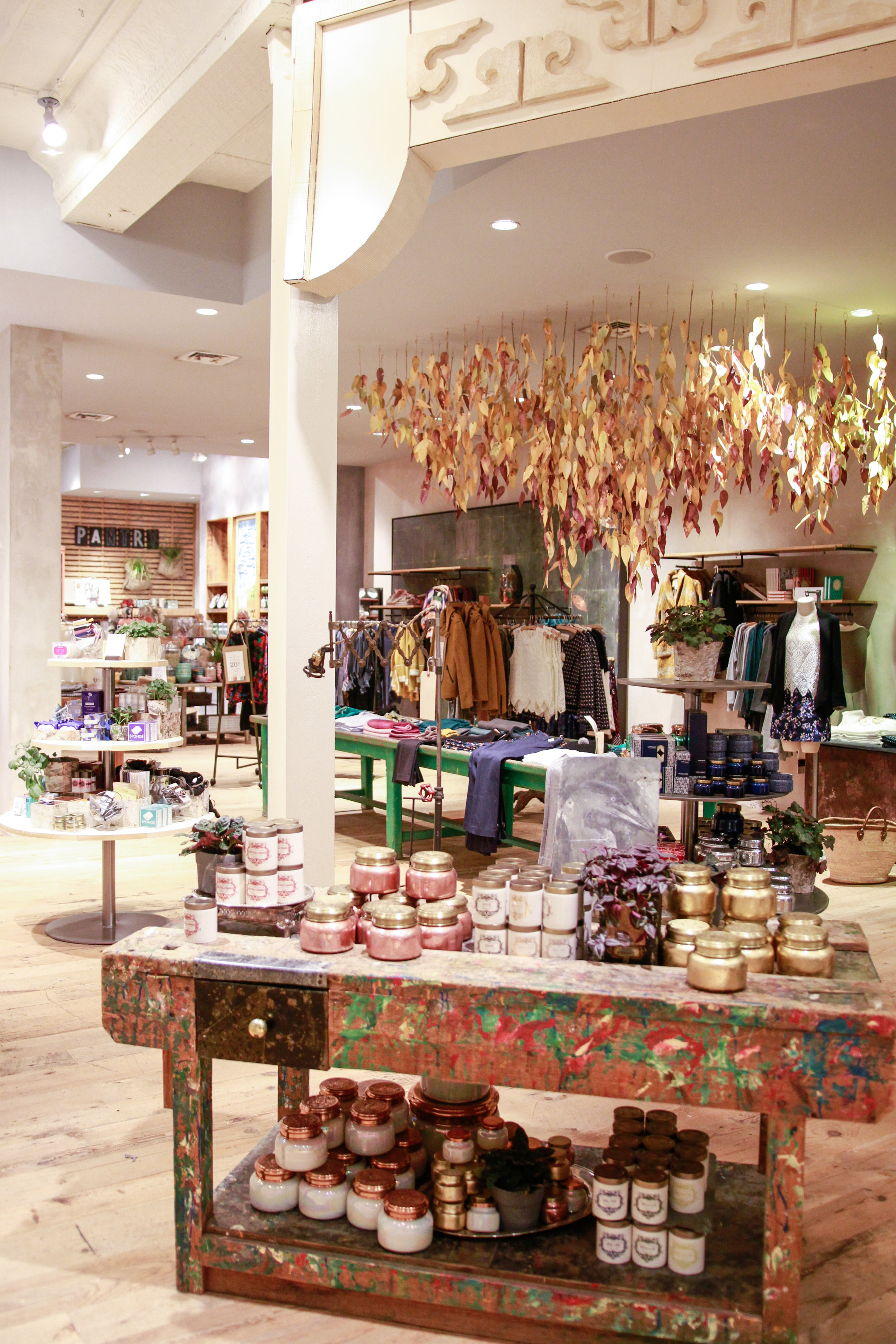 Anthropologie | Old Town Alexandria, Virginia | Maral Noori Photography | Fall Travel Blogger and Lifestyle Photographer