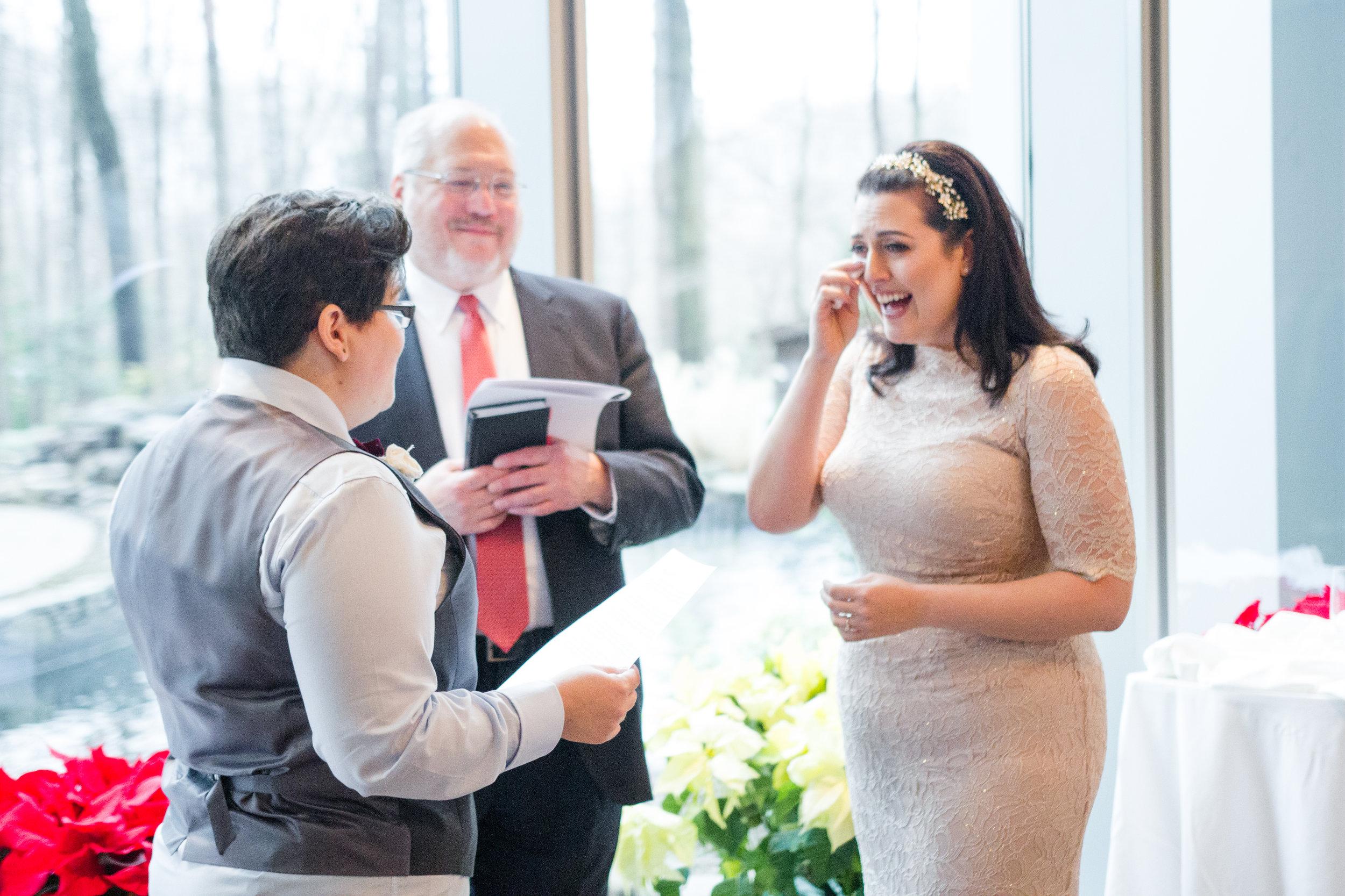 Jenn and Bek | 2941 Restaurant Wedding | Falls Church Wedding Photographer | Maral Noori Photography | Virginia Same Sex Photographer | Virginia LGBTQ Wedding | DC LGBTQ Photographer