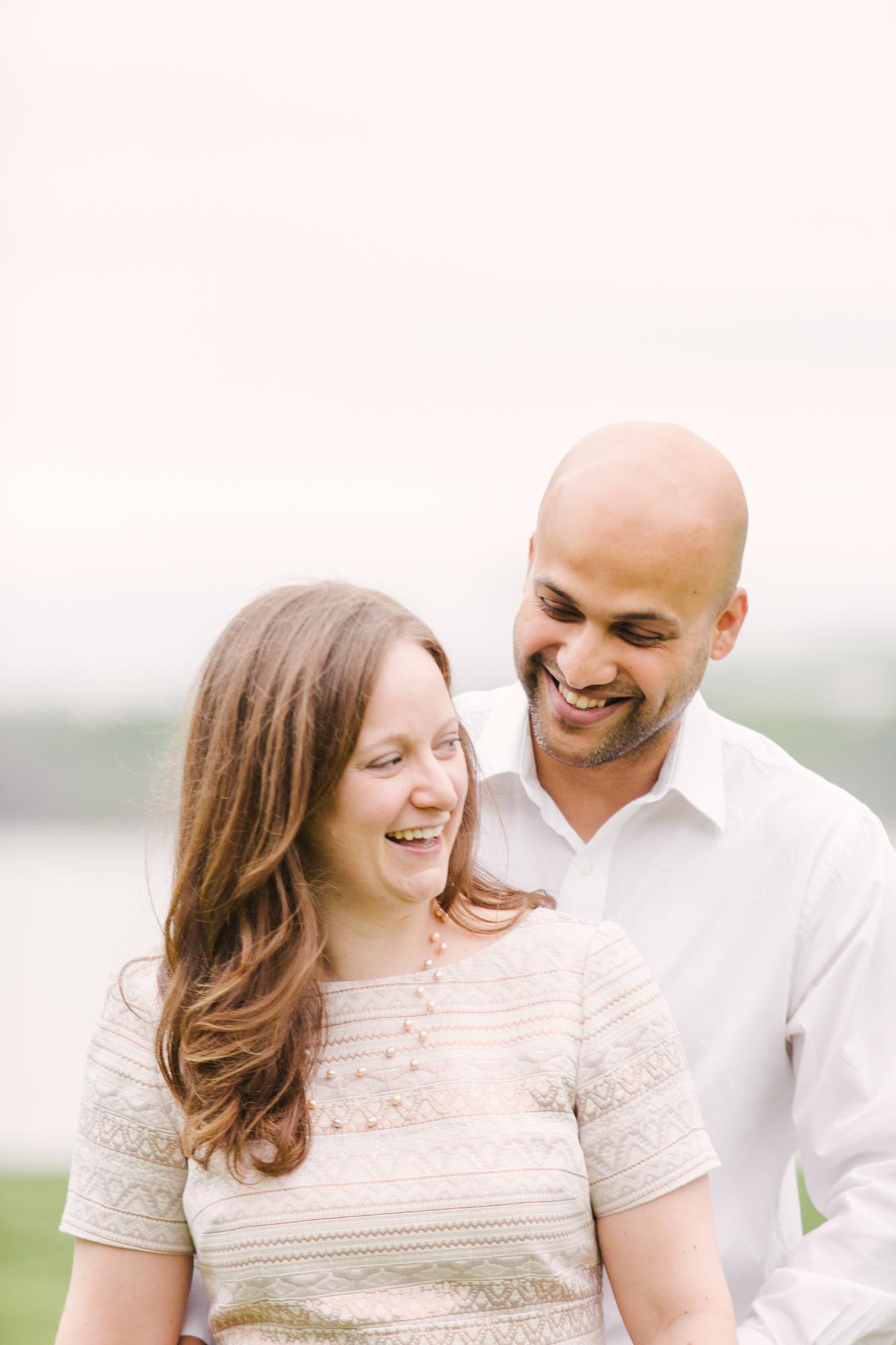Maral Noori Photography | Kate and Anup | Old Town Alexandria | Jones Point Photography | Virginia Wedding Photographer | Alexandria Engagement Photographer | Potomac River