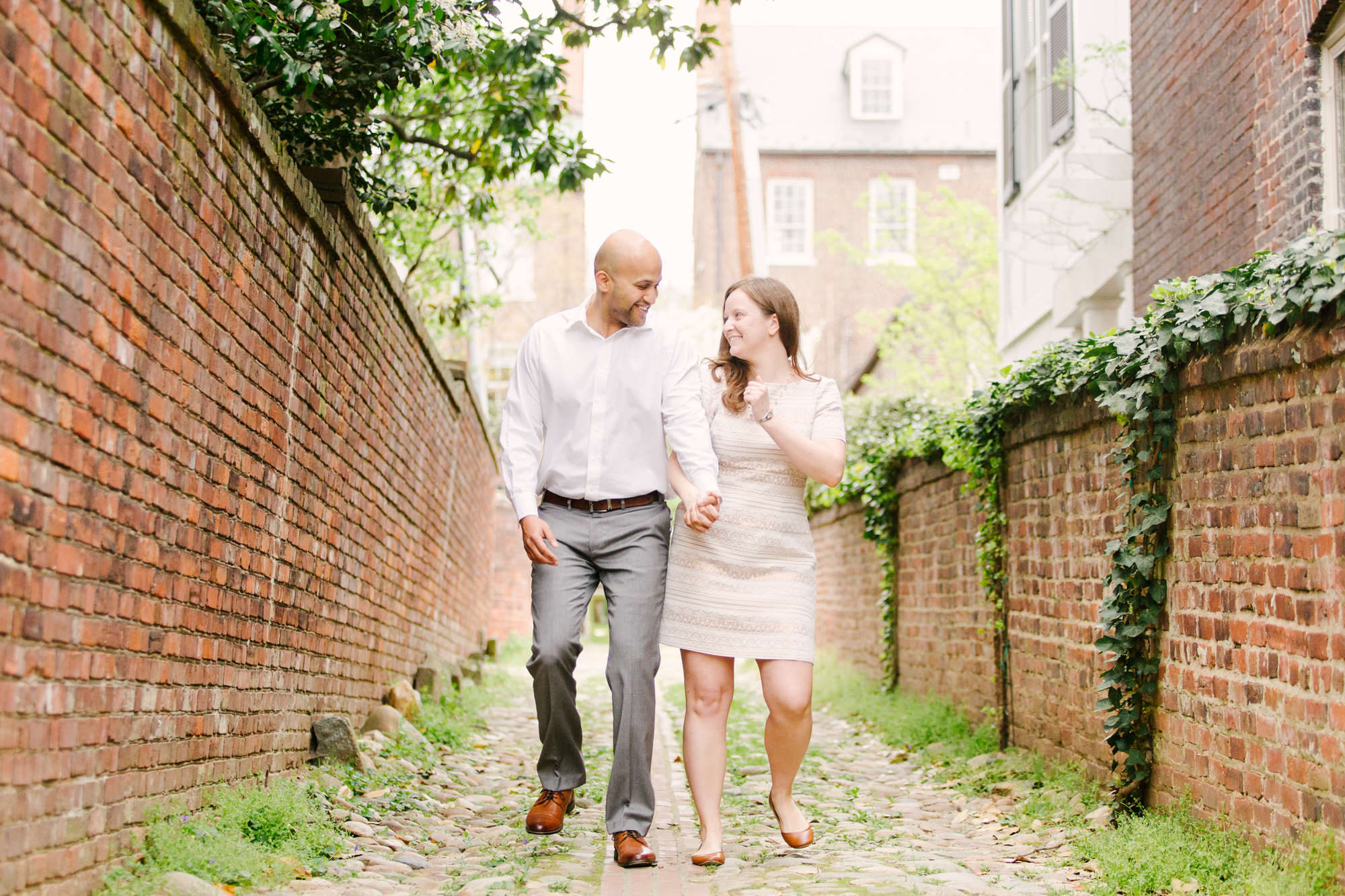 Maral Noori Photography | Kate and Anup | Old Town Alexandria | Jones Point Photography | Virginia Wedding Photographer | Alexandria Engagement Photographer |
